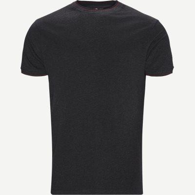 Croix Crewneck T-shirt Regular | Croix Crewneck T-shirt | Grå